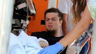Aref Ghafouri hastaneye gitmek için 5 saat beklemiş