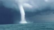 Karadeniz'de hortum paniği!