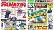 Günün spor manşetleri… 19 Temmuz 2018