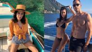 Kourtney Kardashian, Younes Bendjima ile İtalya'da