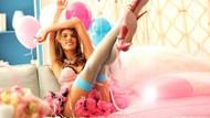 Alessandra Ambrosio'dan Brezilya'ya tam destek