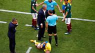 Neymar'a yapılan çirkin faul tepki topluyor