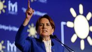İYİ Parti Genel Başkanı Meral Akşener istifa etti!