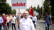 CHP'de ikinci Adalet Yürüyüşü planı
