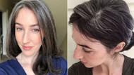 Beyazlayan saçlarıyla barışan kadınlar anlatıyor: Genç görünme baskısına direniyoruz