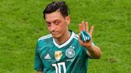 Guardian: İstenmeyen Özil, Almanya'ya sırtını döndü