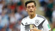Mesut Özil'in milli takım kararı dünya medyasında manşetlerde