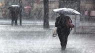 Son dakika: Meteoroloji İstanbul için uyardı: Yağış ne kadar sürecek?