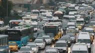 Yağmur İstanbul trafiğini kilitledi! E-5'te uzun araç kuyrukları oluştu