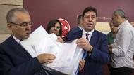 CHP'li muhalifler: Kurultay için yeterli imzayı topladık