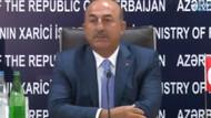 Çavuşoğlu'ndan İran çıkışı: ABD'nin yaptırım kararına uymak zorunda değiliz