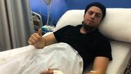 Kobra tarafından ısırılan Aref Ghafouri iyileşti