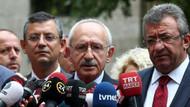 Kılıçdaroğlu'ndan muhaliflere imza çağrısı: Getirsinler