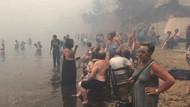Takvim'in Yunanistan yangını manşetine tepki yağıyor