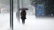 Meteoroloji'den İstanbul'un batısı için uyarı