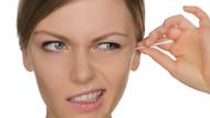 Kulak çubukları kulak zarının delinmesine sebep olabilir!