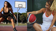 Basketbol aşığı Jem Wolfie Instagram'ı salladı