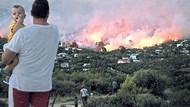 Ünlü isimler Yunanistan yangınına sessiz kalmadı