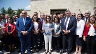 129 milletvekili kurultay istemiyoruz dedi! İşte imza vermeyen 12 CHP'li