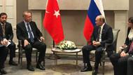 Erdoğan'dan Putin'e: Aramızdaki dayanışma birilerini kıskandırıyor