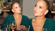 Jennifer Lopez'den gösterişli paylaşım