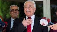 Doğu Perinçek: Türkiye, Trump'ın tehditlerine İncirlik'i kapatarak yanıt vermeli