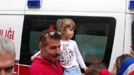 Kaybolan minik kız Sana Sultani için polis alarma geçti