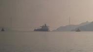 Boğaz'da gemi arızası.. Boğaz gemi trafiğine kapatıldı