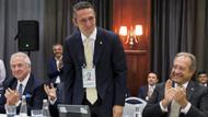 Vefa Küçük, Ali Koç'u anons etmeyi unuttu! Fenerbahçe Olağan Divan Kurulu Toplantısı başladı