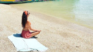 Kıvanç Tatlıtuğ sette Başak Dizer Phuket'te