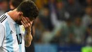 Arjantin elenince Messi hayranı genç intihar etti