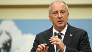 Muharrem İnce'den Sağlık Bakanı Fahrettin Koca'ya teşekkür