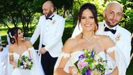 Tacizcisine kafa atan oyuncu Canan Tuğaner evlendi