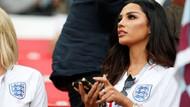 Kolombiya - İngiltere maçındaki gizemli güzelin kim olduğu ortaya çıktı