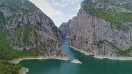 Turistlerin yeni gözdesi: Şahinkaya Kanyonu