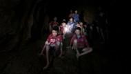 Sel sularının mağaraya hapsettiği çocukları kurtarma operasyonu sürüyor