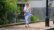 Emilia Clarke makyajsız haliyle sokaklarda!