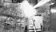 Yerli lazer silahımız gemi zırhı çeliğini 500 metreden delebildi