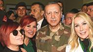 Emel Müftüoğlu Berna Laçin'e sahip çıktı
