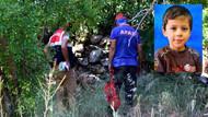Hatay'da kaybolan minik Ufuk Tatar'dan acı haber