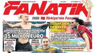 Günün spor manşetleri…