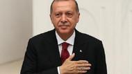 Erdoğan gazetecinin sorusunu yanıtladı: Başkan diyebilirsiniz