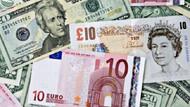 Dolar 6.46, euro 7.20, sterlin 8.27 liranın üzerine çıktı
