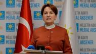 Meral Akşener'den dolar açıklaması: Hükümetin yanındayız