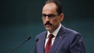 Cumhurbaşkanlığı Sözcüsü İbrahim Kalın ABD'ye sert çıktı