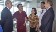 Kemal Kılıçdaroğlu Hakkı Bulut'u ziyaret etti