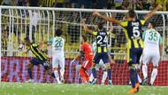 Fenerbahçe sezona galibiyetle başladı! Fenerbahçe Bursaspor: 2-1