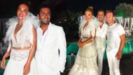 Seren Serengil ve Yaşar İpek çifti Bodrum'da düğün yaptı