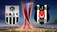 Yayın krizi sona erdi! LASK Linz Beşiktaş maçı hangi kanalda?