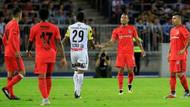 Beşiktaş mağlubiyete rağmen bir üst turda! LASK Linz Beşiktaş: 2-1